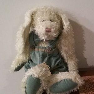 Boyds Bear Collectible Bunny Rabbit EASTER Roscoe